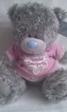 Adorable Big 'Special Daughter' Me to You Plush Tatty Bear BNWT